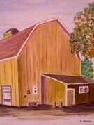 The Barn  on 64th st  Ladner BC